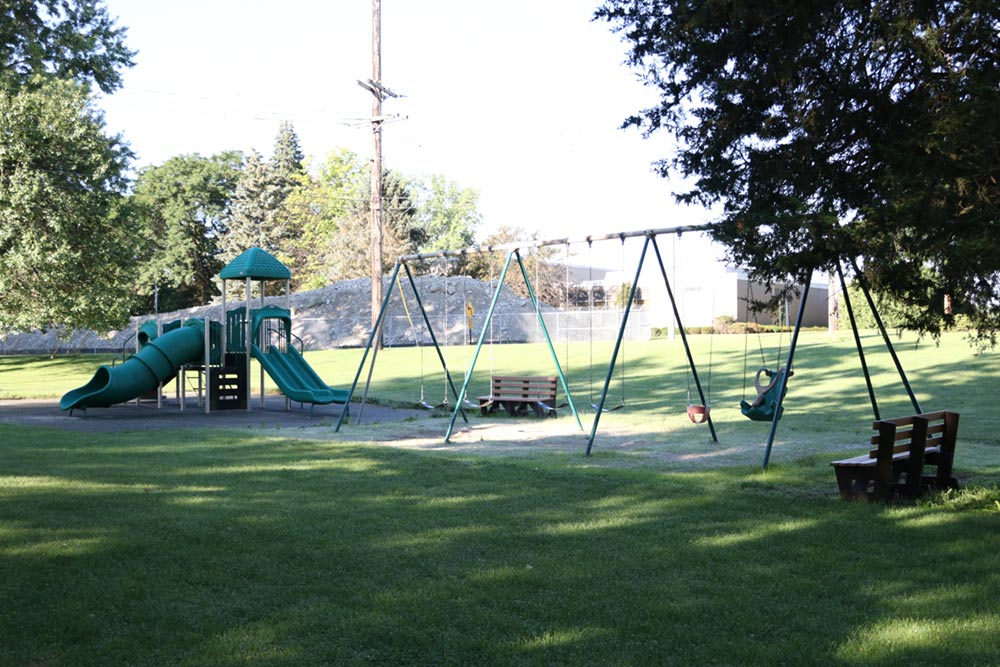 Ballville Township Hydraulic Square