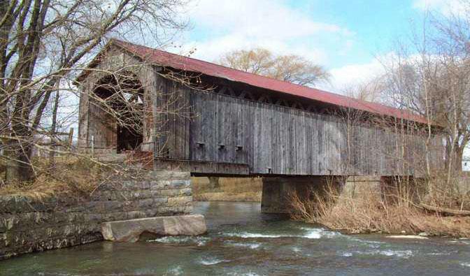 Ballville Township Mull Bridge