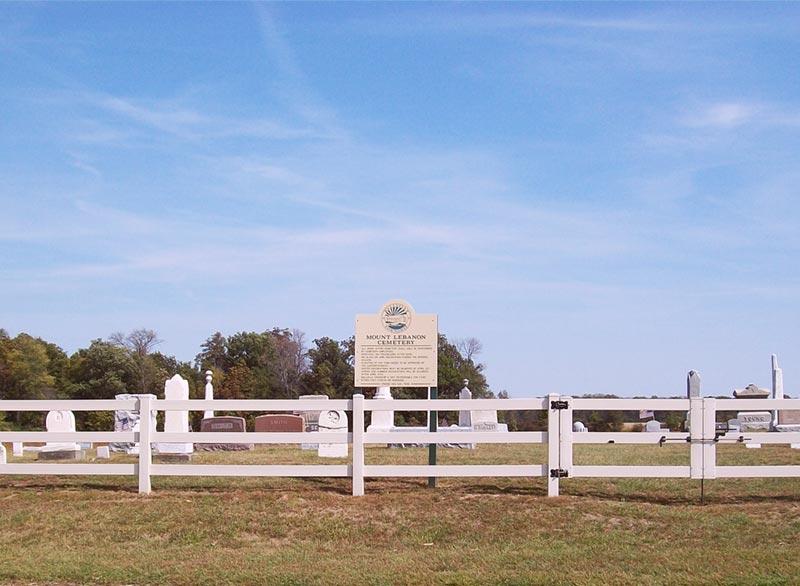 Ballville Township - Mount-Lebannon-Cemetery