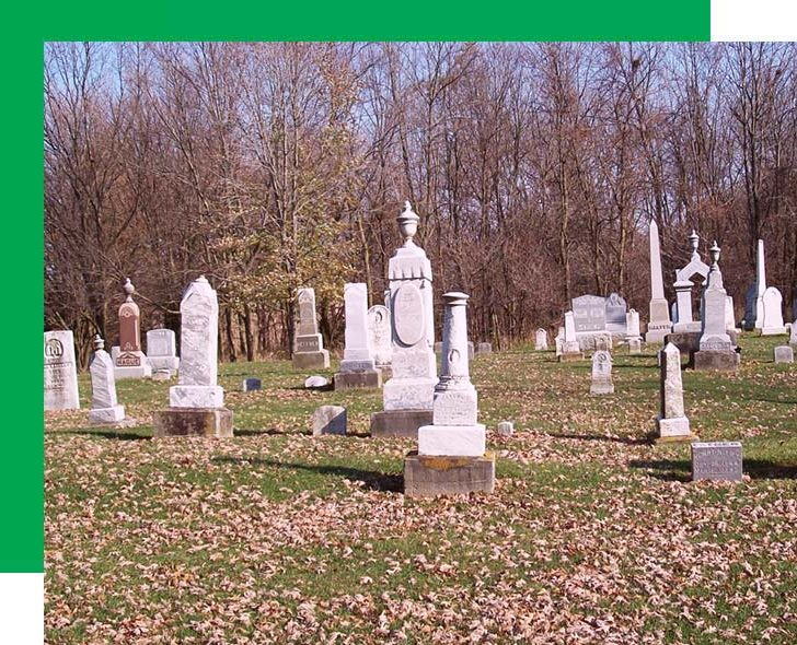Ballville Township cemetery-rules
